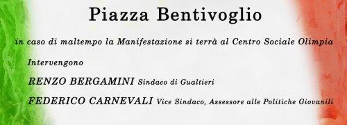 CONSEGNA DELLA COSTITUZIONE ITALIANA AI DICIOTTENNI